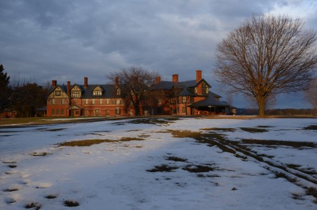 Inn at Shelburne Farms in Shelburne, Vermont.