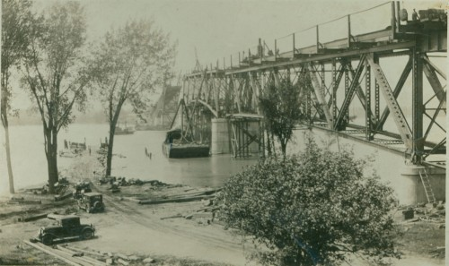 Champlain Bridge 1929