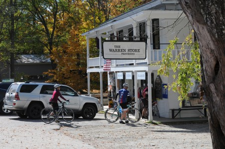The Warren Store Warren, Vermont.
