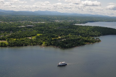 Lake Champlain Burlington, Vermont