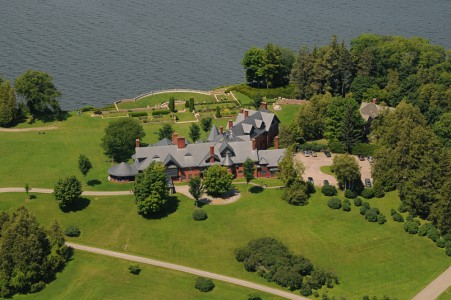 Inn at Shelburne Farms on Lake Champlain Shelburne, Vermont.